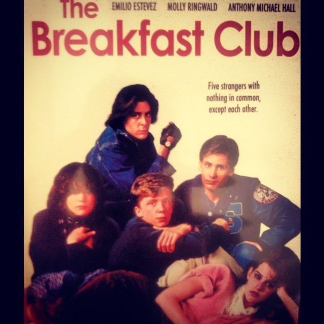 """brians essay from the breakfast club Brians essay from the breakfast club, sincerely yours, the breakfast club the line of """"what we did was wrong"""" is from the essay at the beginning of the film."""