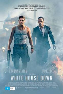 White House Down Poster, courtesy Sony Pictures Releasing (Australia)
