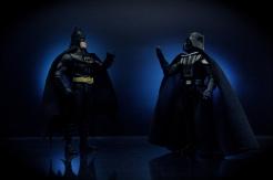 Batman vs. Darth Vader (32/365) License Attribution Some rights reserved by JD Hancock