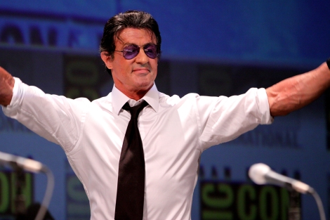 Sylvester Stallone and the AmericanDream