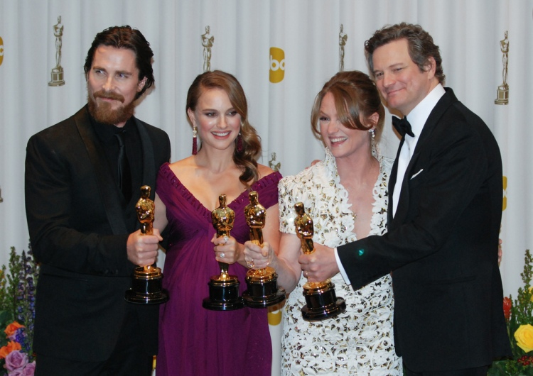 License 'The King's Speech' sounds off on Oscars night     Attribution Some rights reserved by DVIDSHUB