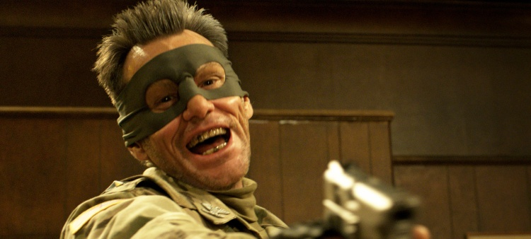 Jim Carrey In Kick-Ass 2 Image courtesy Universal Pictures (Australia)