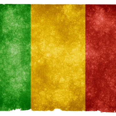 Mali Grunge Flag LicenseSome rights reserved by Free Grunge Textures - www.freestock.ca