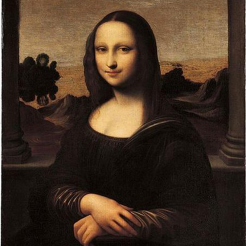 License Isleworth 'Mona Lisa' - an earlier work of da Vinci or a fake Attribution Some rights reserved by Cea.