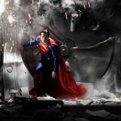 Man Of Steel - Colour Editby ~Grimeministar