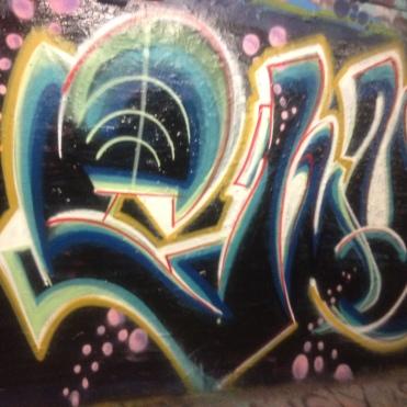Graffiti, Uni Syd, Pic by Joseph Rana