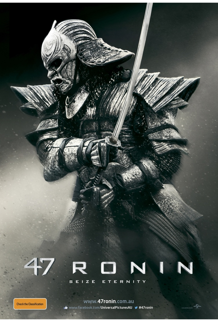 47Ronin_Armor_Key_Art, Courtesy Universal Pictures (Australia)