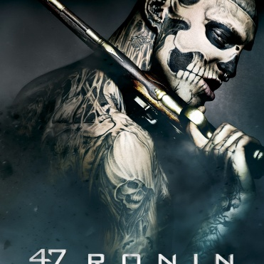 47Ronin_Skull_Key_Art. Courtesy Universal Pictures (Australia)