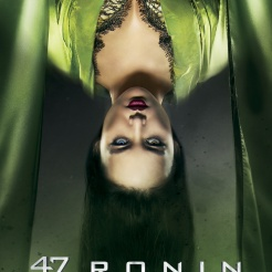 Keanu Reeves starrer, 47Ronin_Woman_Key_Art. Courtesy Universal Pictures (Australia)
