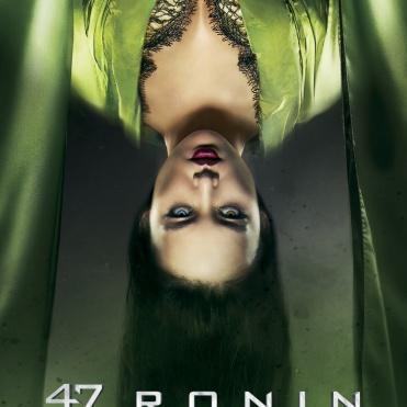 Keanu Reeves starrer, 47Ronin_Woman_Key_Art. Courtesy Universal Pictures (Australia)