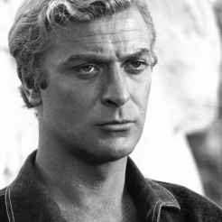 Michael Caine LicenseSome rights reserved by classic film scans