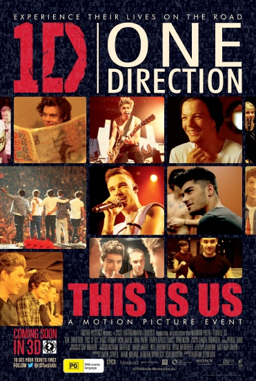 AUS_1D_launch_A4poster.jpg. Image Courtesy Sony Pictures Releasing (Australia)