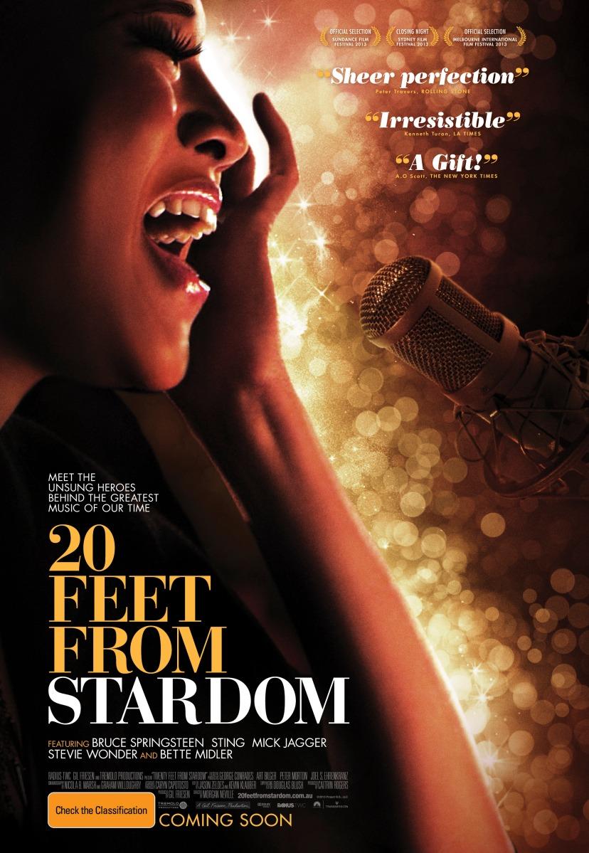 TWENTY FEET FROM STARDOM - Review & Preview