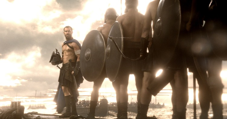 "300ROAE-FP-0008 Film Name: 300: RISE OF AN EMPIRE Copyright: © 2014 WARNER BROS. ENTERTAINMENT INC. AND LEGENDARY PICTURES FUNDING, LLC. Photo Credit: Courtesy of Warner Bros. Pictures Caption: SULLIVAN STAPLETON as Themistokles in Warner Bros. Pictures' and Legendary Pictures' action adventure ""300: RISE OF AN EMPIRE,"" a Warner Bros. Pictures release."