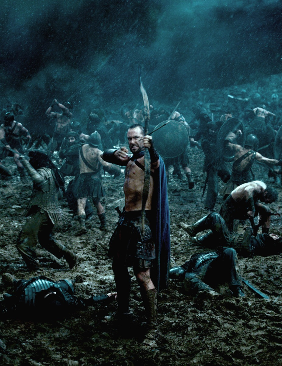 300: Rise of an Empire - Cool Stills and Cast bios