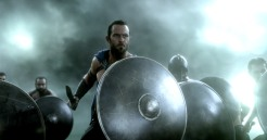 "300ROAE-FP-0185 Film Name: 300: RISE OF AN EMPIRE Copyright: © 2014 WARNER BROS. ENTERTAINMENT INC. AND LEGENDARY PICTURES FUNDING, LLC. Photo Credit: Courtesy of Warner Bros. Pictures Caption: SULLIVAN STAPLETON as Themistokles in Warner Bros. Pictures' and Legendary Pictures' action adventure ""300: RISE OF AN EMPIRE,"" a Warner Bros. Pictures release."