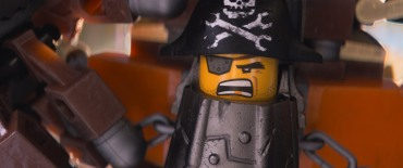 """LG-FP-075 Film Name: THE LEGO® MOVIE Copyright: (C) 2014 WARNER BROS. ENTERTAINMENT INC. Photo Credit: Courtesy of Warner Bros. Pictures Caption: LEGO® character Metal Beard (voiced by NICK OFFERMAN) in the 3D computer animated adventure """"The LEGO® Movie,"""" from Warner Bros. Pictures, Village Roadshow Pictures and Lego System A/S. A Warner Bros. Pictures release."""