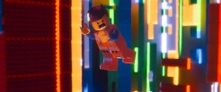"LG-FP-188 Film Name: THE LEGO® MOVIE Copyright: (C) 2014 WARNER BROS. ENTERTAINMENT INC. Photo Credit: Courtesy of Warner Bros. Pictures Caption: LEGO® minifigure Emmet (voiced by CHRIS PRATT) in the 3D computer animated adventure ""The LEGO® Movie,"" from Warner Bros. Pictures, Village Roadshow Pictures and Lego System A/S. A Warner Bros. Pictures release."