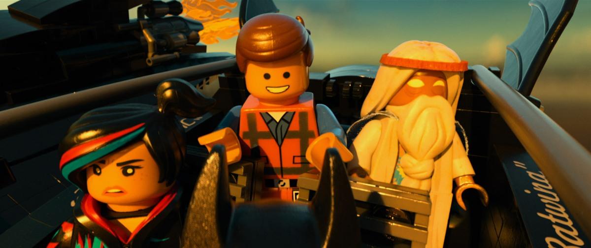LEGO MOVIE - REVIEW
