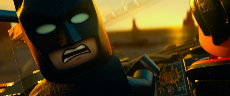 "LG-TT-0230 Film Name: THE LEGO® MOVIE Copyright: (C) 2014 WARNER BROS. ENTERTAINMENT INC. Photo Credit: Courtesy of Warner Bros. Pictures Caption: LEGO® minifigure Batman (voiced by WILL ARNETT) in Warner Bros. Pictures' and Village Roadshow Pictures' 3D computer animated adventure ""The LEGO® Movie,"" a Warner Bros. Pictures release."