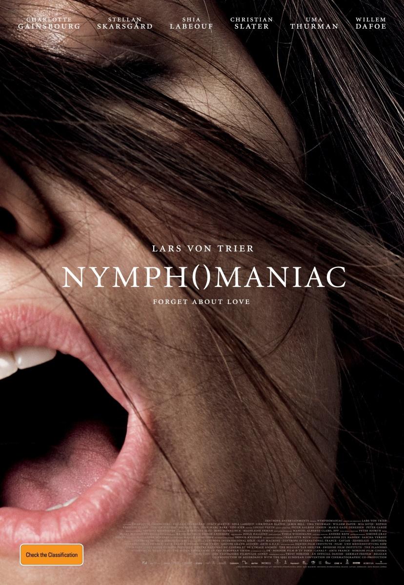 Nymphomaniac 1 & 2 -  Review